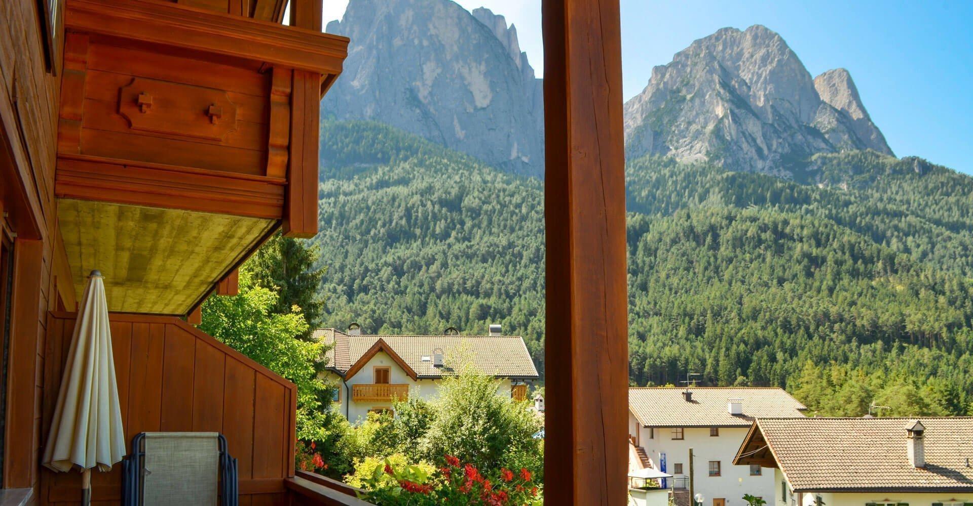 Gästezimmer Seiser Alm Südtirol