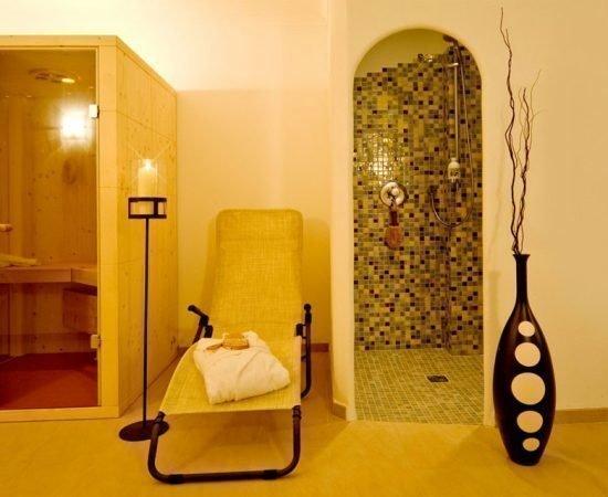 La nostra sala relax per il vostro piacere wellness