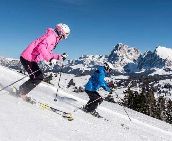 Skiurlaub Seis am Schlern - Südtirol