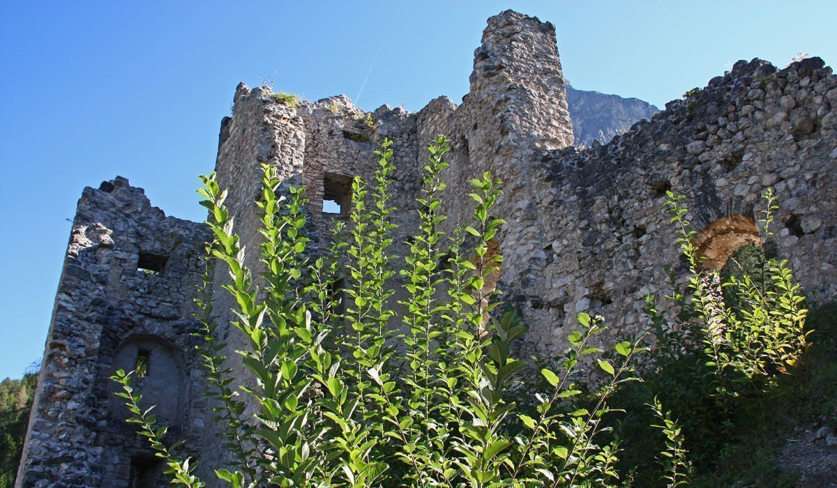 Castles and fortresses: Architectural highlights in the Sciliar area