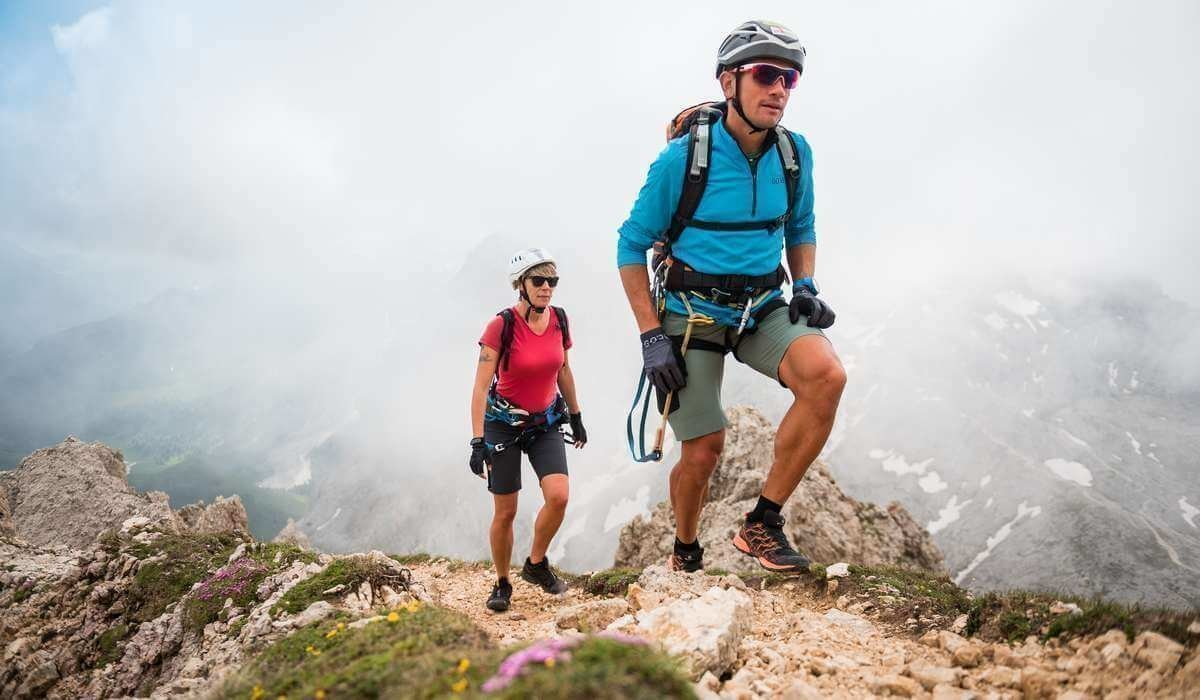 Hiking holidays Dolomites – Climbing paths and jogging trails